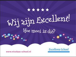 We zijn excellent!!!